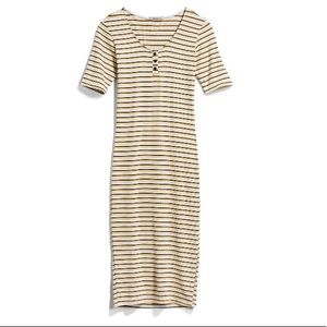 NWOT Jolie Kenny Ribbed Knit Dress